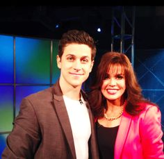 "@DavidHenrie: ""Marie Osmond was amazing, such a beautiful and humble woman, show went great. Look out early July. Spoke about Grown Ups 2 nd my documentary"""