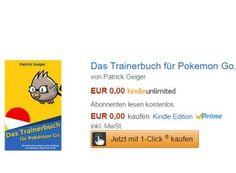 """Gratis: eBook """"Trainerbuch für Pokemon Go"""" zum Nulltarif bei Amazon https://www.discountfan.de/artikel/c_gratis-angebot/gratis-ebook-trainerbuch-fuer-pokemon-go-zum-nulltarif-bei-amazon.php Die Pokemons sind los. Wer die kleinen Monster mit dem Handy effektiv jagen will, kann dies mit dem Gratis-eBook """"Das Trainerbuch für Pokemon Go"""" nun noch leichter tun. Die Rezensionen fallen sehr positiv aus. Gratis: eBook """"Das Trainerbuch für Pokemon Go"""" zum"""