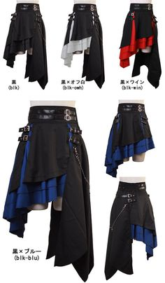 What Are The Best Places To Find Gothic Fashion Accessories? Teen Fashion Outfits, Mode Outfits, Womens Fashion, Fashion Clothes, Fashion Accessories, Cosplay Outfits, Anime Outfits, Lolita Fashion, Gothic Fashion