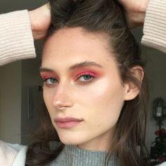 Noam Frost @aniamilczarczyk | Make Up by Ania Milczarczyk