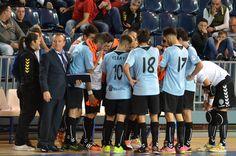 El Uruguay Tenerife ante el líder de la categoría