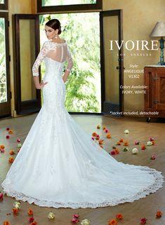 Wedding Dresses | Bridal Gowns | 2014 IVOIRE LOS ANGELES - Angelique