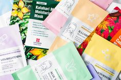 Sheet masks have become a large beauty trend due to a large population of people dry skin on their faces.