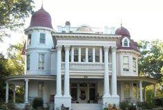 The Allen House est 1900