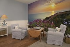 Wall Mural (source Vision) Wallpaper Australia / The Ivory Tower