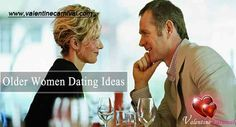 Check out the some Older woman #dating #ideas to help you get back out there.