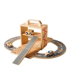 Take a look at this Cars BoxSet Play Set on zulily today!