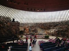 Rock Church Helsinki Finland
