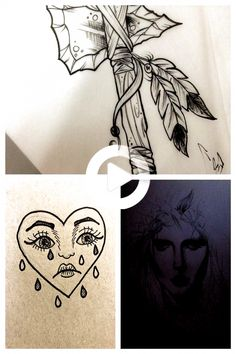 tattoo drawings tattoos sketches unique