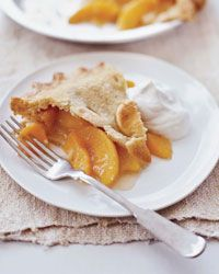 Georgia Peach Pie Recipe on Food & Wine