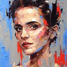 healthy easy breakfast ideas to lose weight diet food list Abstract Portrait Painting, Portrait Art, Figure Painting, Painting & Drawing, Figure Drawing, Ap Art, Contemporary Paintings, Figurative Art, Painting Inspiration