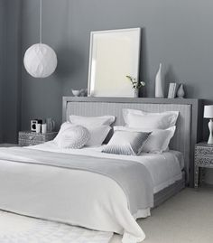 looking for inspiring grey bedroom ideas check out these grey bedroom designs furniture and accessories to inspire your bedroom decorating project - Gray Bedroom Ideas Decorating
