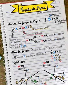 Pin by Larissa Silva on Estudando Physics And Mathematics, Math Formulas, Study Organization, Math About Me, Lettering Tutorial, Math Notes, School Notes, Study Inspiration, Study Notes