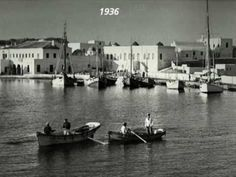 Mykonos photos 1908--1977 Photos by Theoklitos Triantafyllidis, put toge...