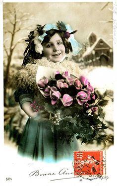 Postikortti  1900-luvun alusta