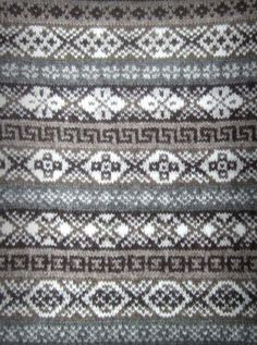 Old photos of Fair Isle sweaters, taken fromthe Shetland Museum. Description from uk.pinterest.com. I searched for this on bing.com/images
