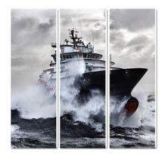 Abeille Bourbon - Remorqueur de haute mer - Tempêtes - Thématiques