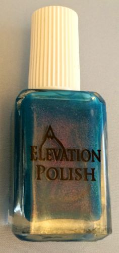Elevation Polish The Twinkle in Yeti's Eye  Click to see swatches!