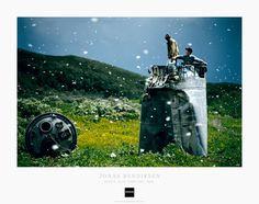 Premium Poster: RUSSIA. Altai Territory. 2000.