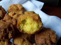 Hush Puppies from the Loveless Cafe