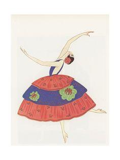 Französische Mode-Platten    Maße sind ca. 7 x 9 Zoll große für einen Frame! Dieser Druck kommt unsere eines Buches aus einer Sammlung von französische