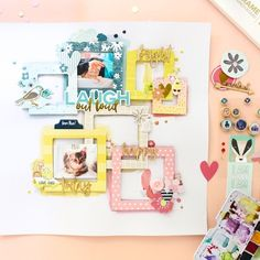 "1,030 Likes, 5 Comments - We R Memory Keepers (@wermemorykeepers) on Instagram: ""Easily make any size and width of paper frame for scrapbook layouts, cards, gifts, and other paper…"""