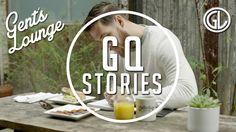GQ Stories: George Laboda Episode 1 || Gent's Lounge