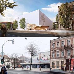 Gallery - Libeskind Unveils Design for New Lithuanian Modern Art Center - 7