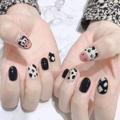 Diy Nails Fall, Anime Nails, Acrylic Nail Shapes, Cute Nail Art Designs, Kawaii Nails, Nail Swag, Dream Nails, Nail Art Hacks, Stylish Nails