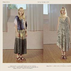Milena Silvano - ss 13 look book