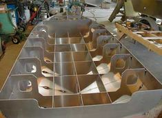 How to build a aluminum boat - plywood boat building