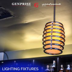 At Genprise Co., we deal in some of the best in class lighting fixtures suitable for domestic and commercial needs. For more information about our services, do visit our website at www.genpriseco.com