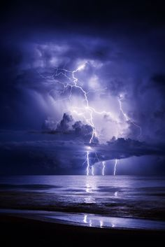 Beauty is around us, and can clear our minds, opening space for purpose and movement in to the world. Success 3.0 Summit, Boulder CO 10/30-11/2/14. Preregister here! www.success3summit.org   #ConsciousSuccess #Success  Thunderstorms moving off the Florida Gulf by Galen Burow