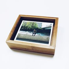 It's here...the Bamboo Shadowbox! One of three bamboo products, the Shadowbox is a versatile way to display your favorite shots. As we've come to find, bamboo is a great texture that fits with many home/office decors. 4 out of 5 panda bears recommend it. #fotobar #bamboo