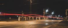 light streaks by Sári Bence on 500px