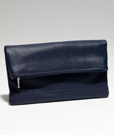 Heritage Leather Clutch: BAGS | Free Shipping at L.L.Bean