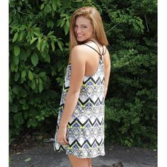 This dress is 50% off!!! Don't miss out stop by today me try it on or order online!  #newarrivals #neon #sale #50off #summersale #LBVBgirls #shoplbvb