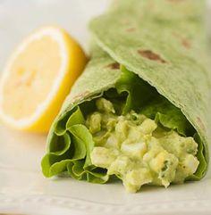 Skinny Low-Yolk Egg Salad | Egg Salad, Salads and Eggs