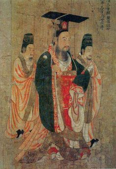 Emperor Wen of the Sui Dynasty.