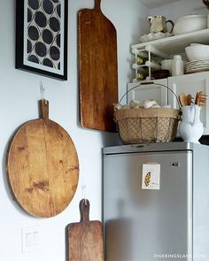 Simple Storage Upgrades for Tiny Kitchens!