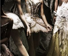 There is nothing more beautiful than a costume made for the ballet.