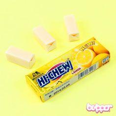 Hi-Chew candy (lemon) http://www.blippo.com/hi-chew-chewing-candy-lemon-8125.html
