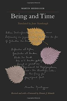 Being and Time: A Revised Edition of the Stambaugh Translation (SUNY series in Contemporary Continental Philosophy): Amazon.co.uk: Martin Heidegger: 9781438432762: Books