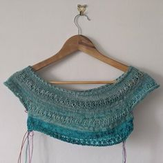 Bracklinn Crop - a work in progress by Littletheorem Knits. Follow her on Instagram to find out more Knits, Crochet Top, How To Find Out, Knitting, Instagram, Women, Fashion, Moda, Tricot