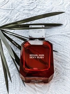 Michael Kors Sexy Ruby EDP minimal aesthetic Fragrances, Perfume Bottles, Minimal, Michael Kors, Content, Sexy, Photography, Fashion, Moda