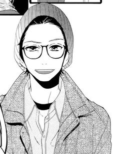 Day 63- i think i have found the most realistic manga version of you- as hirunaka no ryuusei- do you remember our first art exhibition?