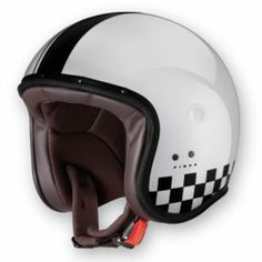 Caberg Freeride helmet, Indy design in White Open Face Motorcycle Helmets, Open Face Helmets, Motorcycle Outfit, Motorcycle Bike, Bicycle Helmet, Baby Helmet, Helmet Paint, Motorbikes, Biker