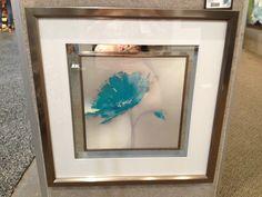 Aqua Petals 1 #962602  $99.99 www.lambertpaint.com