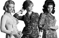 How to Dress Like the Women of Mad Men