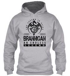 BRANNIGAN - Legends Alive #Brannigan